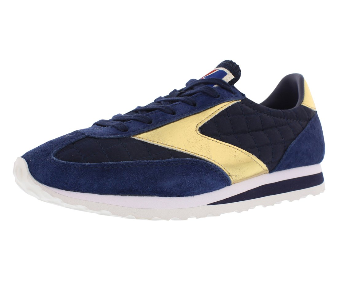Brooks Heritage Women's Vanguard Peacoat Navy/Gold Sneaker 7.5 B (M)