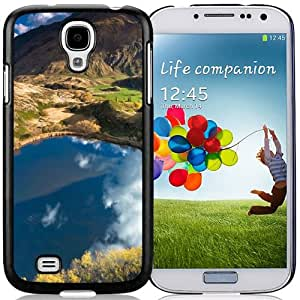 New Fashionable Designed For Samsung Galaxy S4 I9500 i337 M919 i545 r970 l720 Phone Case With Heart Lake New Zealand Phone Case Cover