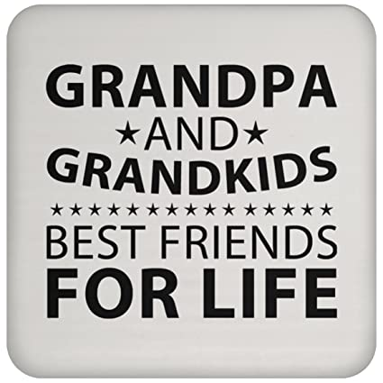 Grandpa Gift Idea And Grandkids Best Friends For Life