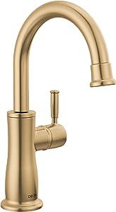 Delta Faucet 1960-CZ-DST Traditional Beverage Faucet, Champagne Bronze
