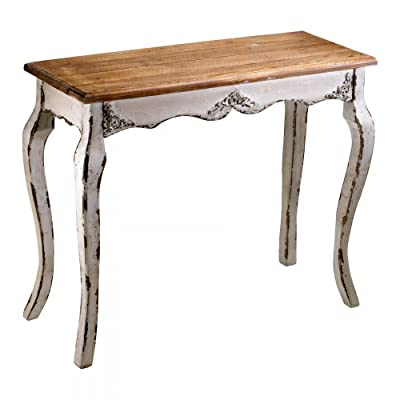 Antique White Cotswold Console 04253