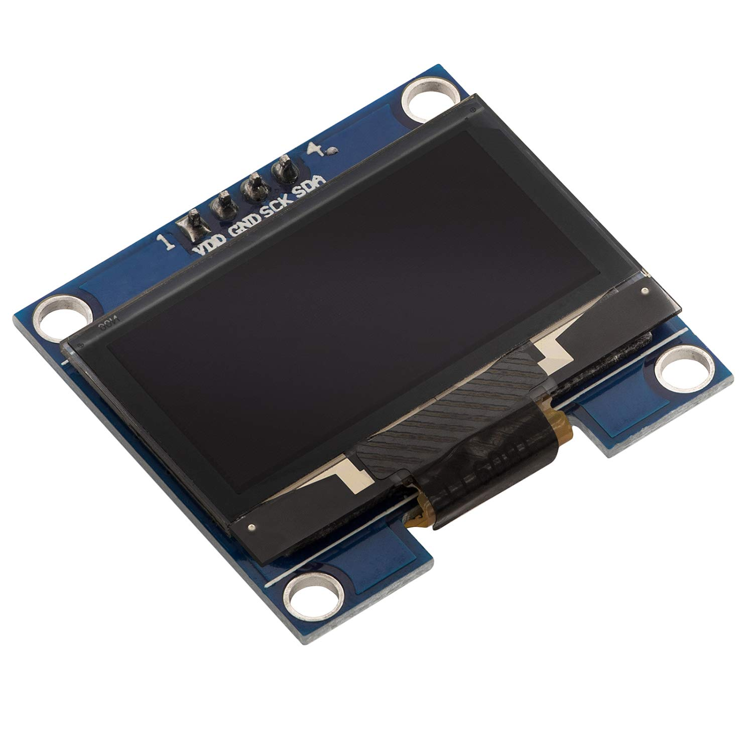 "1,3/"" 128x64 OLED Display sh1106 i2c IIC TWI Blue White Arduino"