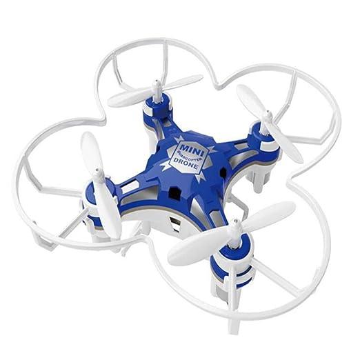 xuba Mini Quadcopter RC helicóptero Niños juguete Pocket Drone con ...