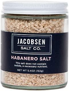 product image for Jacobsen Salt Co. Infused Sea Salt, Habanero, 5 oz