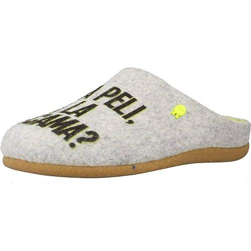 Zapatillas de estar por casa de mujer, color gris , marca GIOSEPPO, modelo Zapatillas De Estar Por Casa De Mujer GIOSEPPO 41410G Gris: Amazon.es: Zapatos y ...