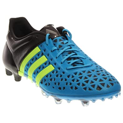 blue adidas soccer cleats