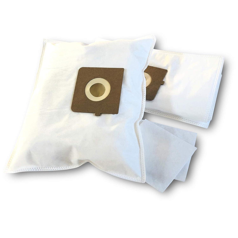 10 sacchetti per aspirapolvere Rowenta Compacteo Ergo RO 5285 EA, sacchetti filtro sacchetti (+ 2 filtro NV624) leader produttore tedesco