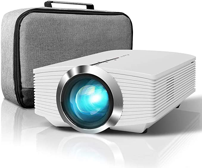Amazon.com: ELEPHAS 3200 Lux Mini Projector, Home Theater ...