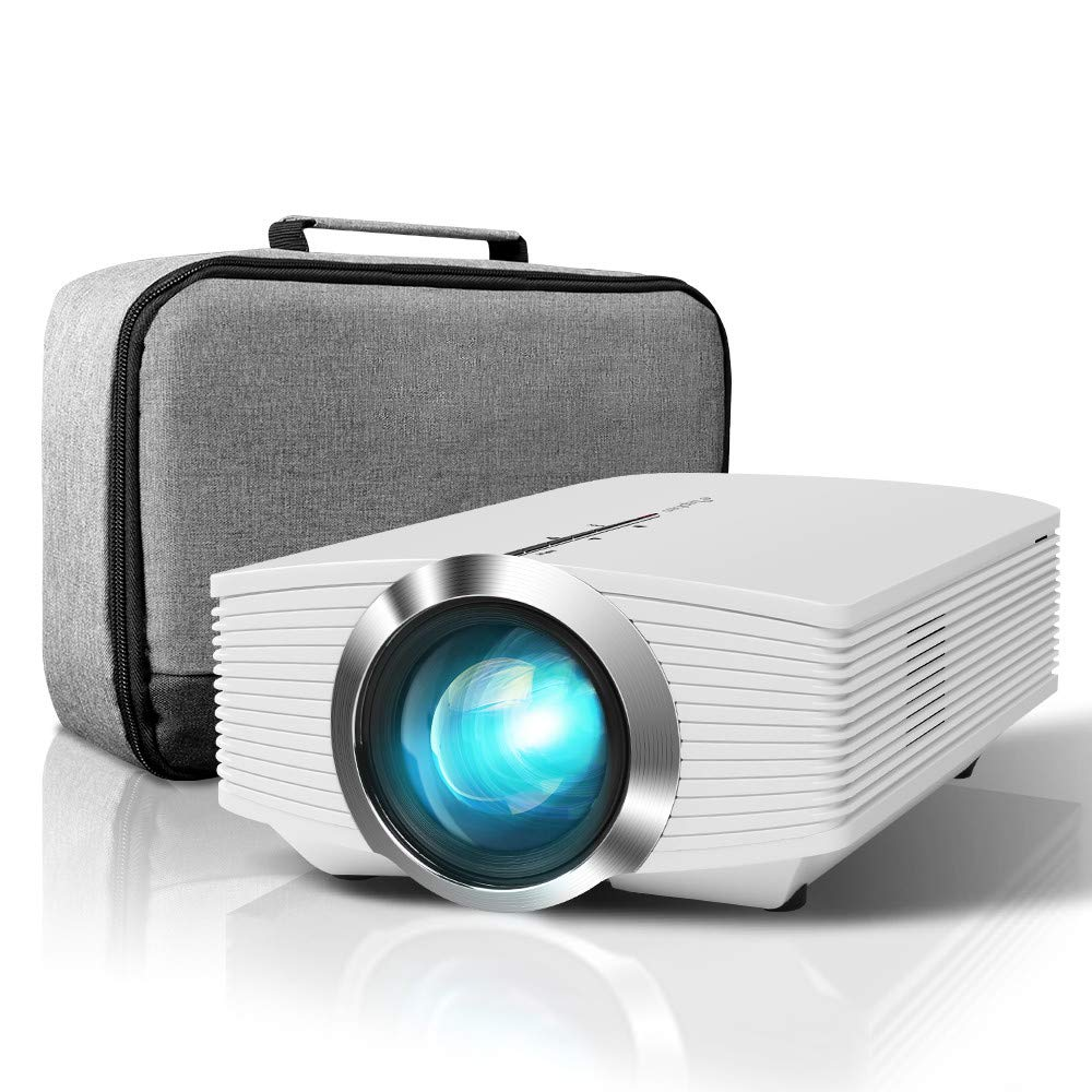 ELEPHAS 3200 Lux Mini Proyector, Home Theater Video Projector ...