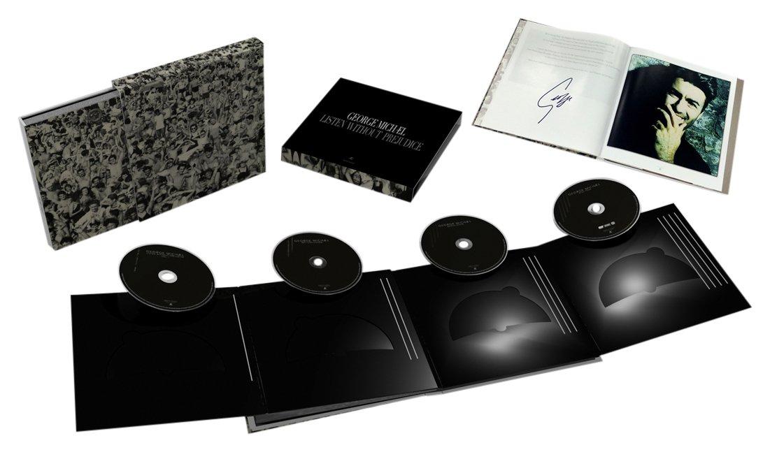 リッスンウィズアウトプレジュディス 25周年記念盤デラックスエディション(完全生産限定盤)                                                                                                                                                                                                                                                                                                                                                                                                <span class=