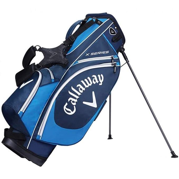 Callaway X SERI Stand Bolsa para Palos de Golf, Hombre