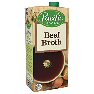 Pacific Foods Beef Broth, 32oz