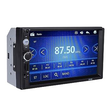 Estink - Radio de Coche Multimedia, GPS, 7 Pulgadas, 2 DIN ...