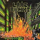 Citys Gonna Burn by LAAZ ROCKIT (2009-07-06)