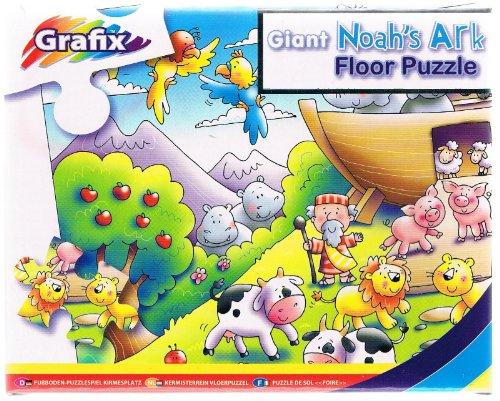 GIANT Noah's Ark FLOOR PUZZLE (45 Pieces)
