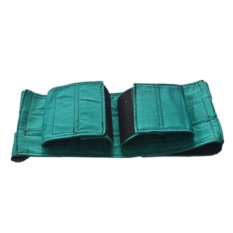 Tubayia Cinturón de Seguridad Estabilización de Piernas para Silla de Ruedas Ajustable para Pacientes