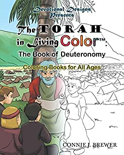 The Torah in Living Color: The Book of Genesis: Connie J Brewer ...