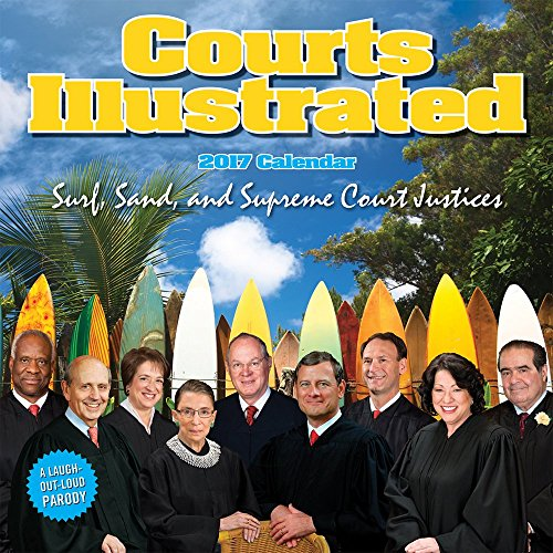 courts-illustrated-2017-calendar