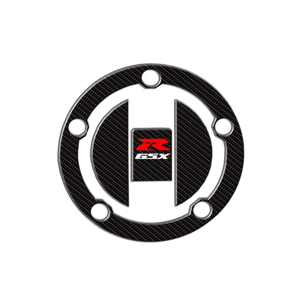 pslerMoto Tappo Serbatoio Protezione Decalcomanie Adesivo Per GSXR 600 750 1000