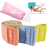 4EverShape Pull up Assist Band, Exercise Resistance Bands for Workout Body Stretch Powerlifting Band