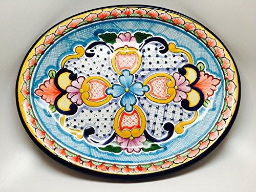 Talavera Oval Platter -