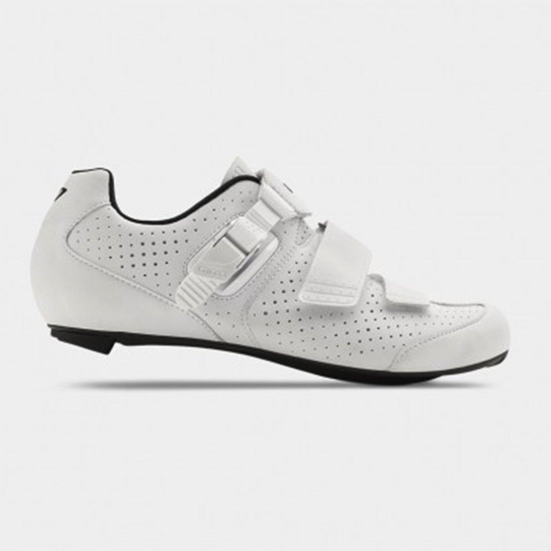 Giro 2017 Trans E70 Road Cycling Shoes (Matte White - 41.5)
