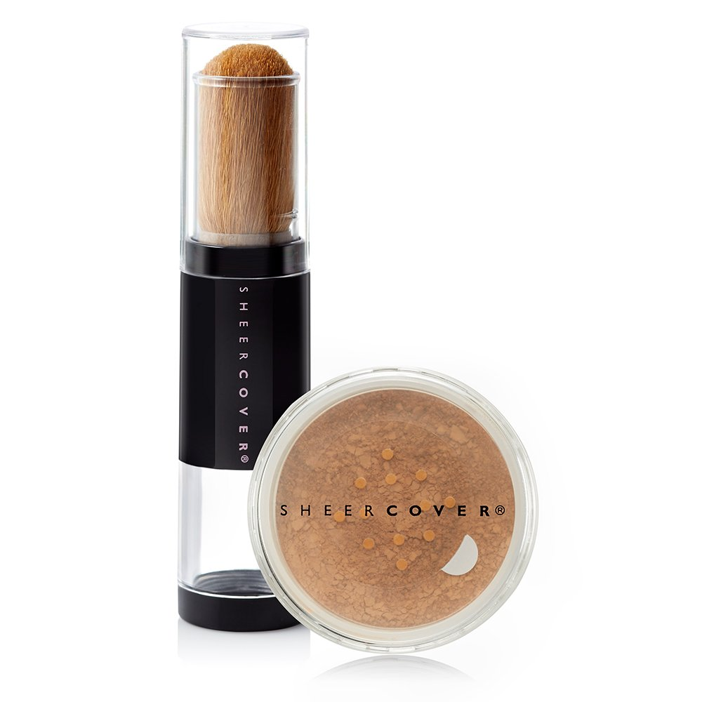 Amazon com sheer cover mineral foundation mocha 4g 4 grams foundation makeup beauty