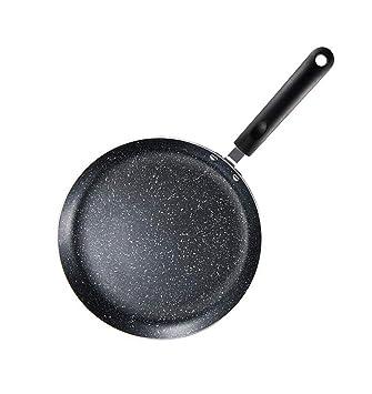 FryPans de granito con efecto de piedra hechos de piedra mineral antiadherente (Tamaño : 23cm): Amazon.es: Hogar