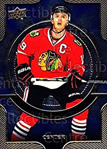 Jonathan Toews Hockey Card 2013-14 Upper Deck Shining Stars Centers #2 Jonathan Toews