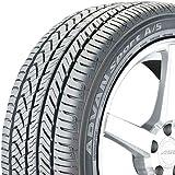 255 40 17 tires all season - Yokohama ADVAN SPORT A/S All-Season Radial Tire - 255/40-17 94W