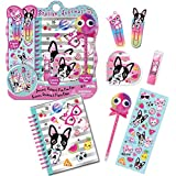 Journals for Girls - Diary Set For Kids 5 Years and Over - Best Pals Notebook With Blank Lined Pages, Stickers and Much More For Hours Of Fun by Hot Focus