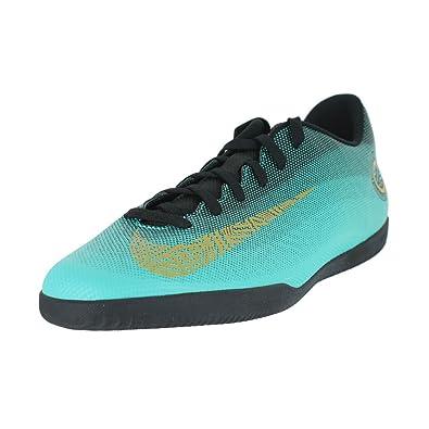61b8edecea Chuteira Futsal Nike Mercurial CR7 VaporX 12 Club IC 38  Amazon.com ...