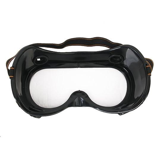 Máscarilla de Gas Industrial para productos químicos, pintura, anti-polvo, Máscara + gafas: Amazon.es: Bricolaje y herramientas