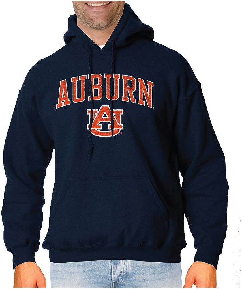 Elite Fan Shop NCAA Mens Retro Hoodie Sweatshirt Team Color
