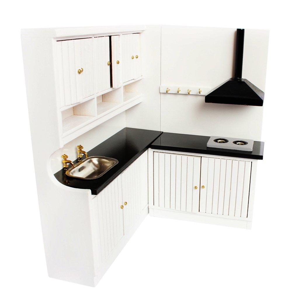 Sharplace 1 12 Scale Dollhouse Miniature Furniture Vinatage Deluxe  # Muebles Eh Elegant House