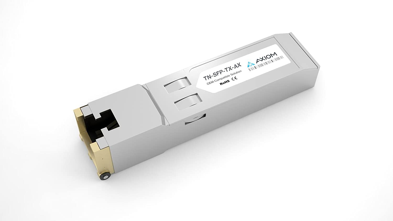 Tn-sfp-tx Axiom Memory Solution,lc Axiom 1000base-t Sfp Transceiver for Transition Networks