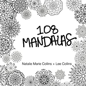 108 Mandalas: A Meditative Coloring Book For Adults