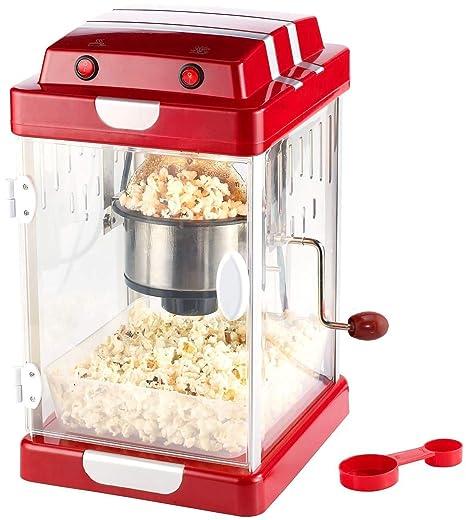 Original palomitas Loop Palomitero – Transforma tu casa a un cine, fresca, Preparar,