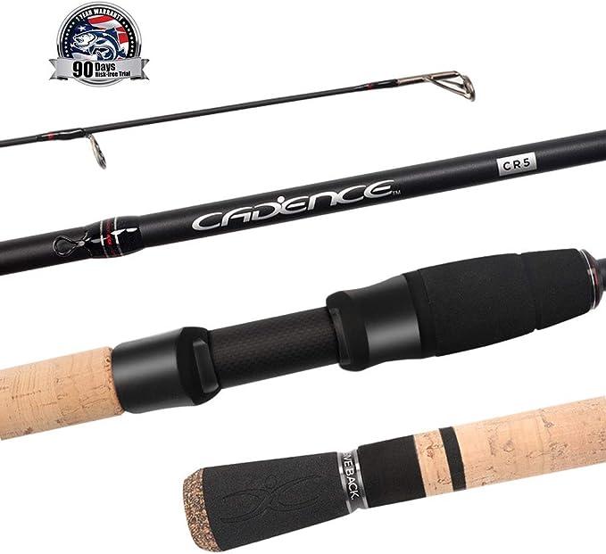 Best Spinning Rod : Cadence CR5 Spinning Rod