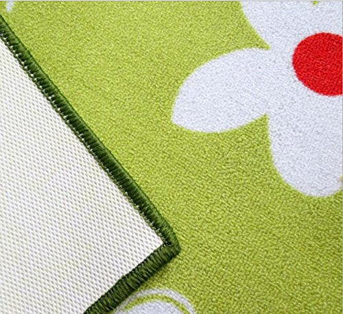 HUAHOO Carpet Kids Inches Cartoon Baby Crawling Mat Crawling