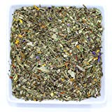 Tealyra – Wild Mountain Herbs – Fennel – Sage – Mint – Nettle – Wellness Herbal Loose Leaf Tea – Calming and Relaxing Bedtime Infustion – Caffeine-Free – 112g (4-ounce) For Sale