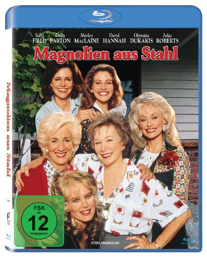 Steel Magnolias (Import-Germany, Region Free Blu-ray)