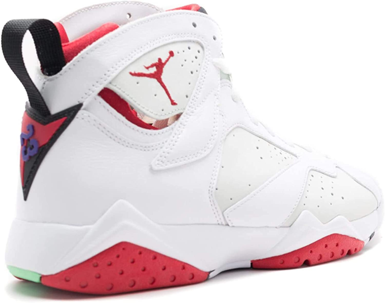 Nike Air Jordan 7 Retro [304775-125] Men Casual Shoes Hare Bugs Bunny  White/Red