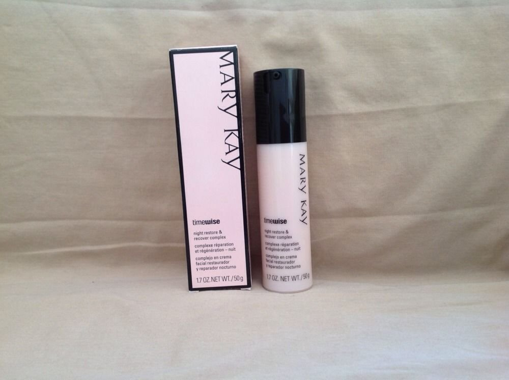 Mary Kay Timewise Night Restore and Recover Complex Combination to Oily Skin