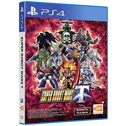 (Super Robot Wars T (English Subtitle) for PlayStation 4)