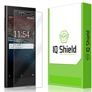 IQ Shield LiQuidSkin Full Coverage Screen Protector for Sony Xperia XZ HD Clear Anti-Bubble Film