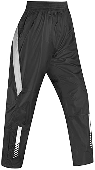 Altura Night Vision Ladies Waterproof Overtrousers Amazon Co Uk