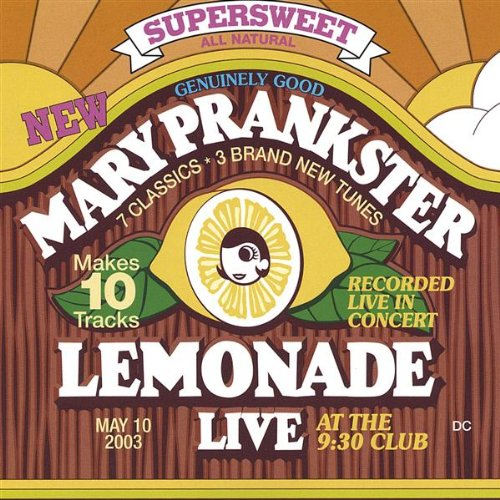 Lemonade: Live by CD Baby