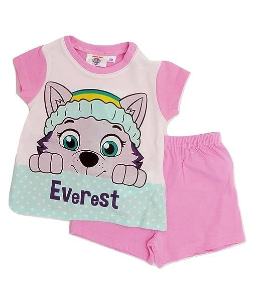 Pat Patrouille - Pijamas enteros - para bebé niña Rose 9 mes