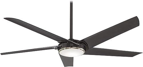 Minka-Aire F617L-GM Raptor 60 Inch LED Ceiling Fan